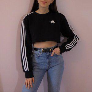 Adidas Cropped Long Sleeve